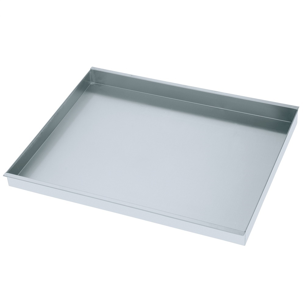 Eurast 4A000465 Oven tray for 600 snack range - 440x380x30 mm