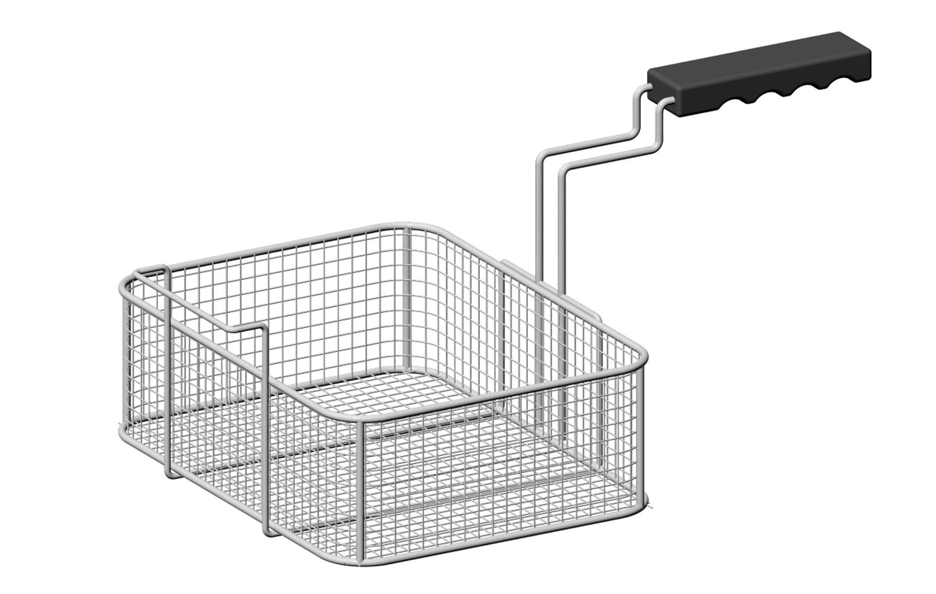 Eurast 63940000 Fryer basket 12 lts. for fryer group 450 bar - 306x232x100 mm