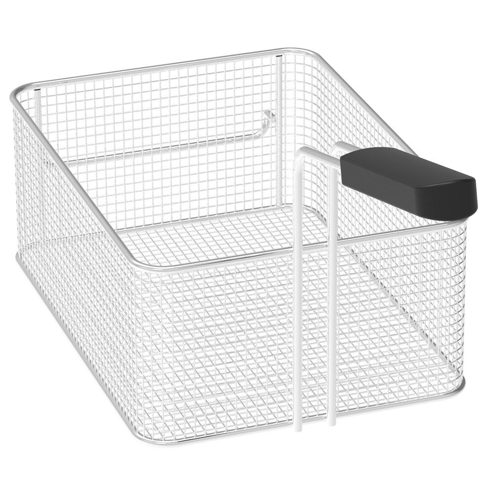 Eurast 4A575021 Fryer basket 10 lts. for a 10 lt. tank - 210x265x105 mm