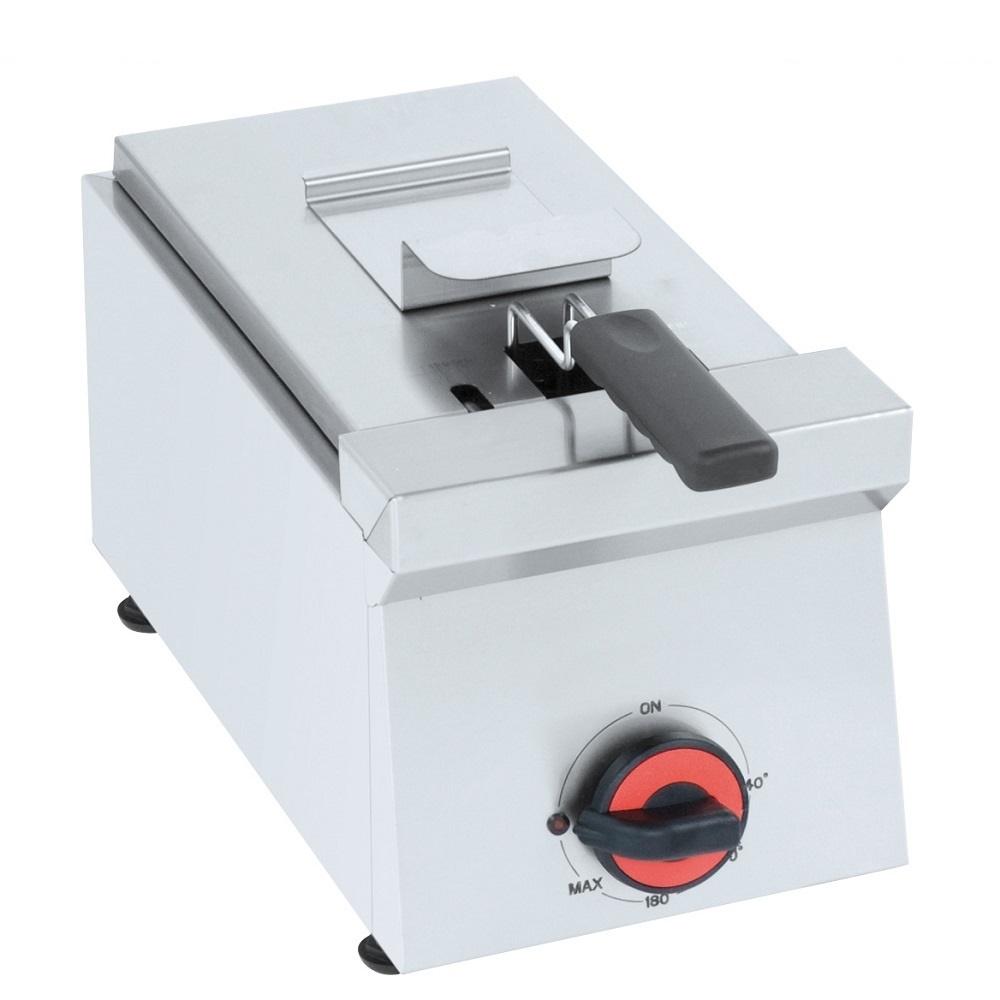Eurast 42050M10 Freidora electrica 5 litros de sobremesa - 200x450x240 mm - 2,2 Kw 230/1V