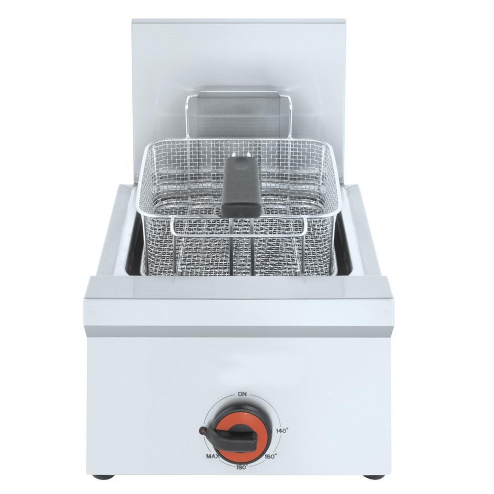 Eurast 42120M10 Freidora electrica 12 litros de sobremesa - 400x450x240 mm - 4,4 Kw 230/1V