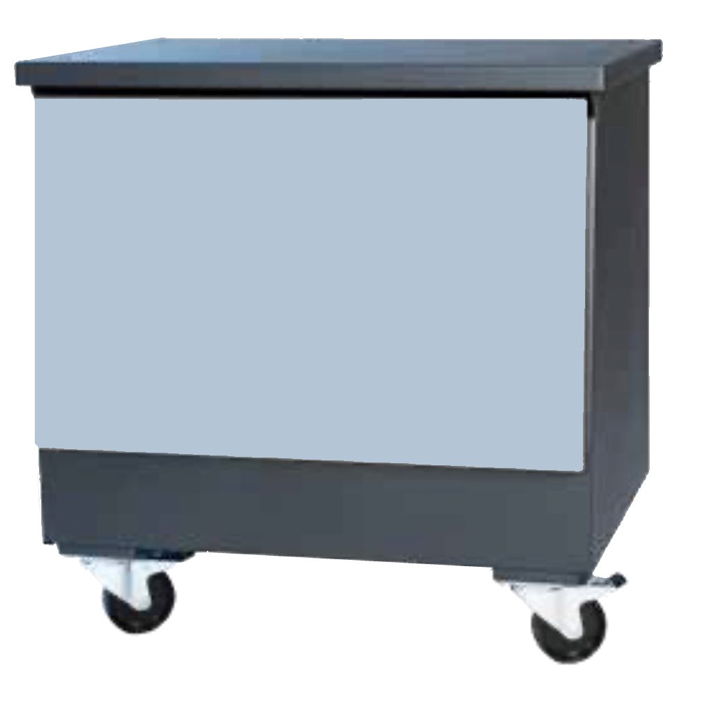 Eurast 52535377 Coal table with wheels - 900x500x760 mm