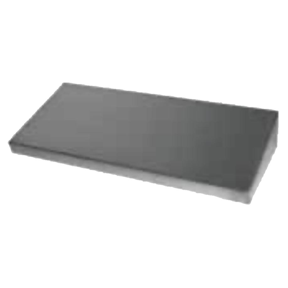 Eurast 4A050909 Encimera de trabajo lateral para barbacoas - 790x350 mm
