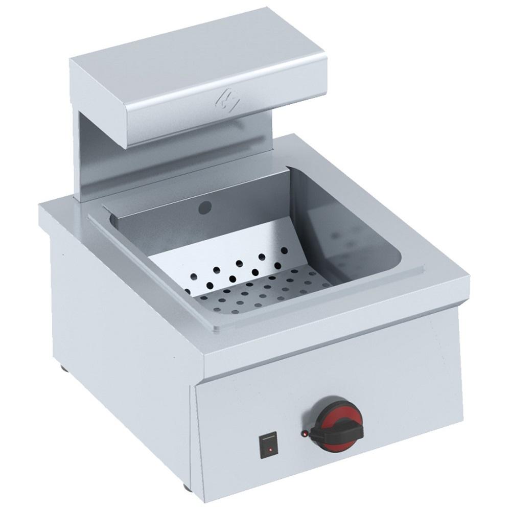 Eurast 44210M10 Conservador de fritos eléc. gn 2/3-150 13 litros - 400x450x240 mm - 900 W 230/1V