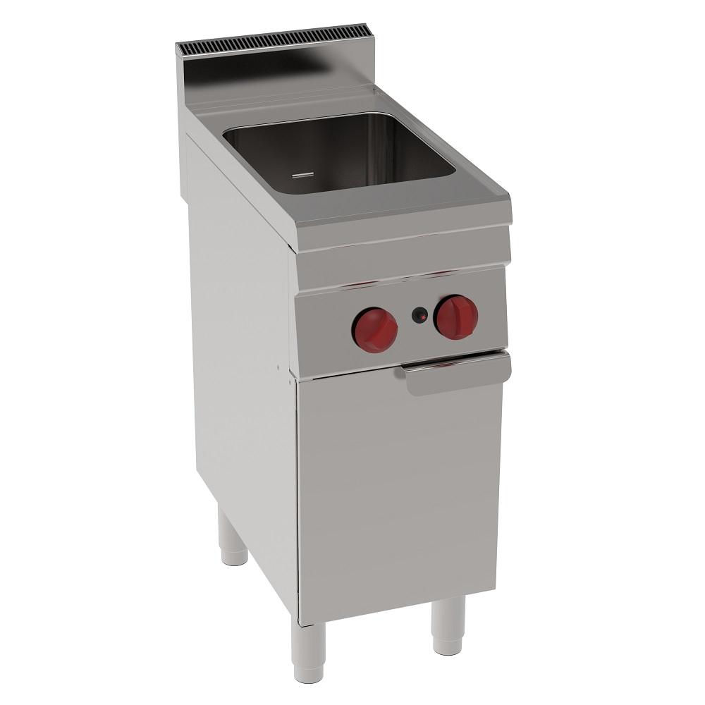 Eurast 30330321 Cuece pastas a gas sobre armario - 350x600x850 mm - 10 Kw