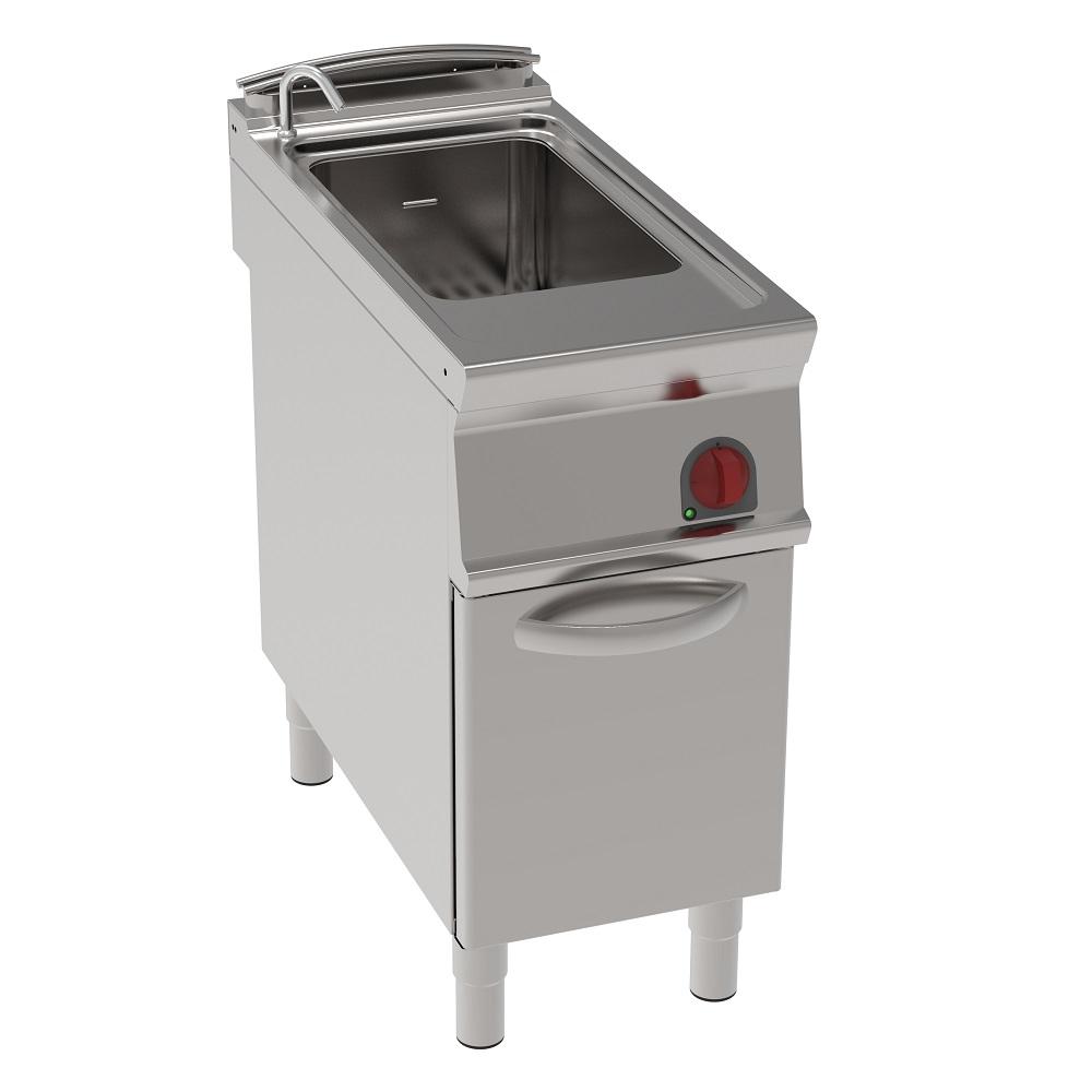 Eurast 39980613 Electric pasta cooker  40 litres 1 door - 400x900x900 mm - 9 Kw 400/3V