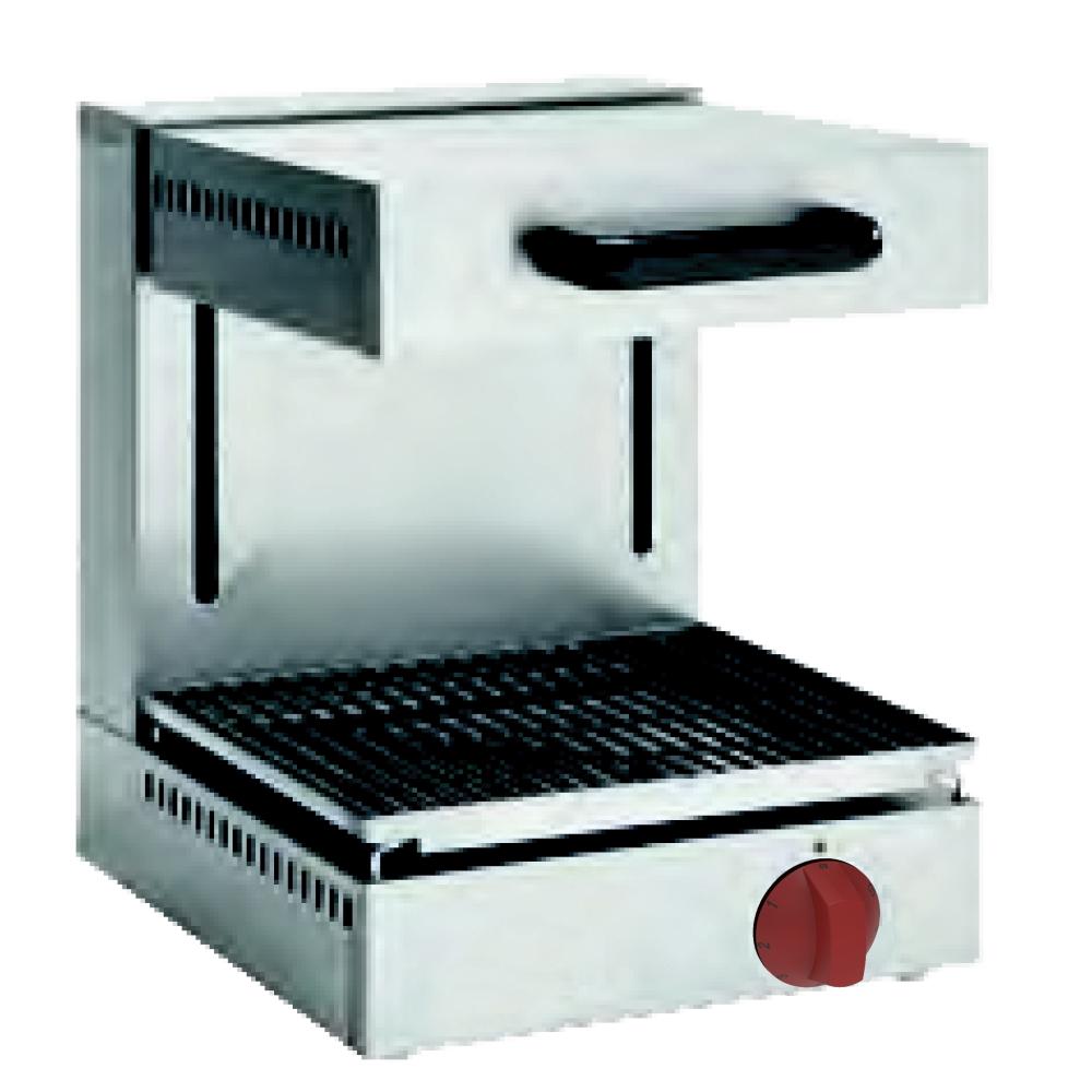 Eurast 4300GRAS Electric salamander grill 1 grill 59x32 - 600x450x500 mm - 4 KW 230/1V