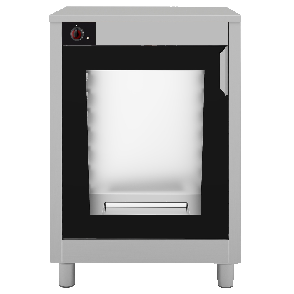 Eurast 80306017 Hot or fermentation cabinet with 8 levels 480x340 - 640x640x930 mm - 700 W 230/1V