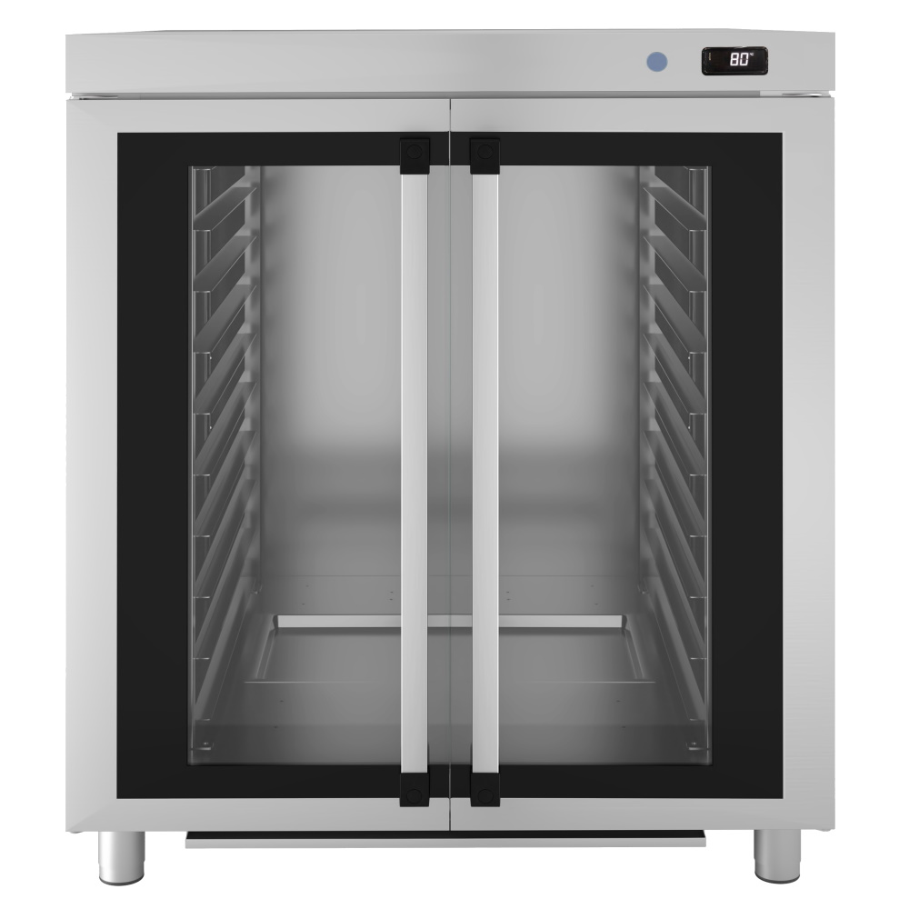 Eurast 80606017 Hot or fermentation cabinet 20 racks 600x400 or 10 racks 600x800 - 880x935x1100 mm -