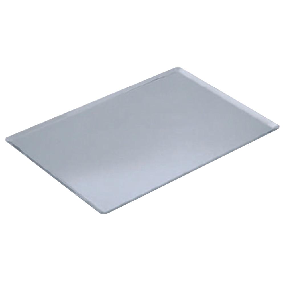 Eurast P1230600 Aluminium pan for pastry oven - 600x400x10 mm