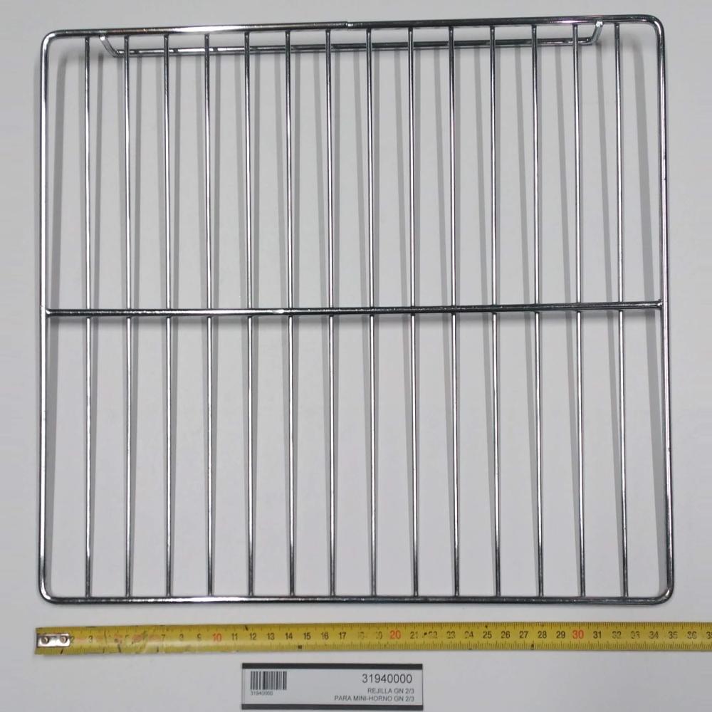 Eurast 31940000 Grid gn 2/3 for mini-oven gn 2/3 - 352x325x10 mm
