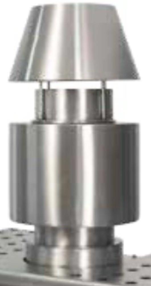 Eurast 4A708000 Kit cortallamas inox ø 210 para horno a convección - 210 mm