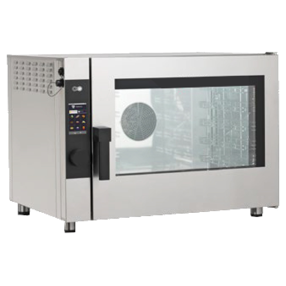 ELECTRIC DIRECT CONVECTION-STEAM COMBI OVEN