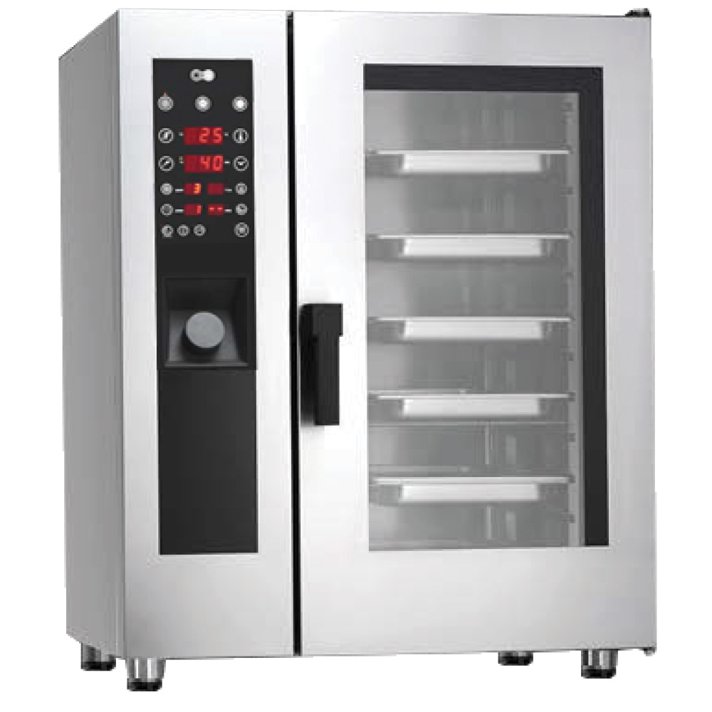 MIXED GAS OVEN