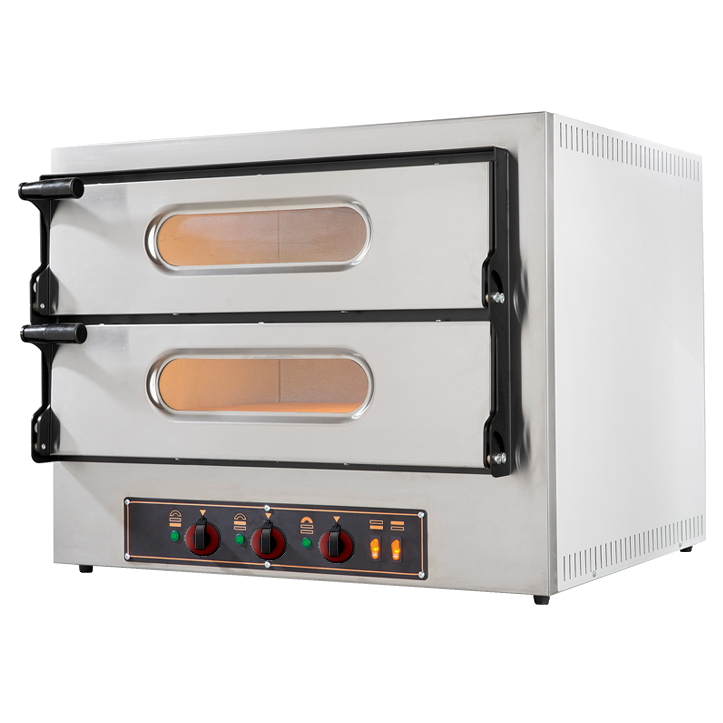 ELECTRIC 2 CHAMBER PIZZA OVEN