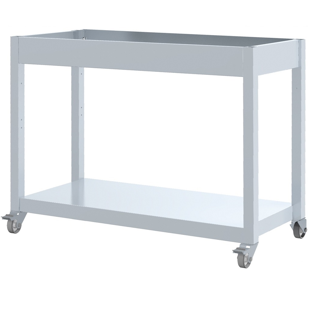 Eurast 53540G13 Open support with wheels - 1200x500x900 mm