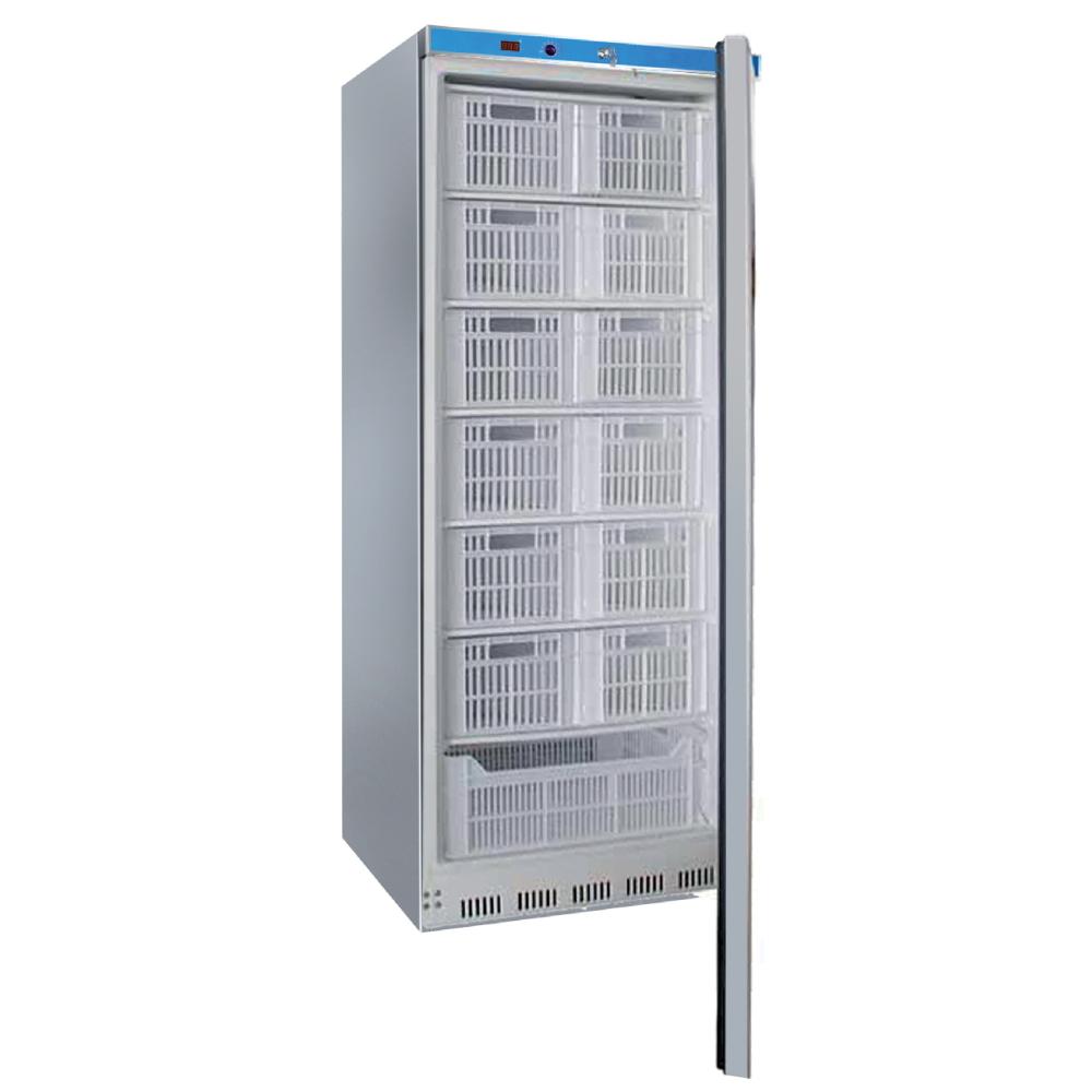 Eurast 76NI156S Armario congelador estático capacidad 600 litros - 780x740x1870 mm - 200 W 230/1V