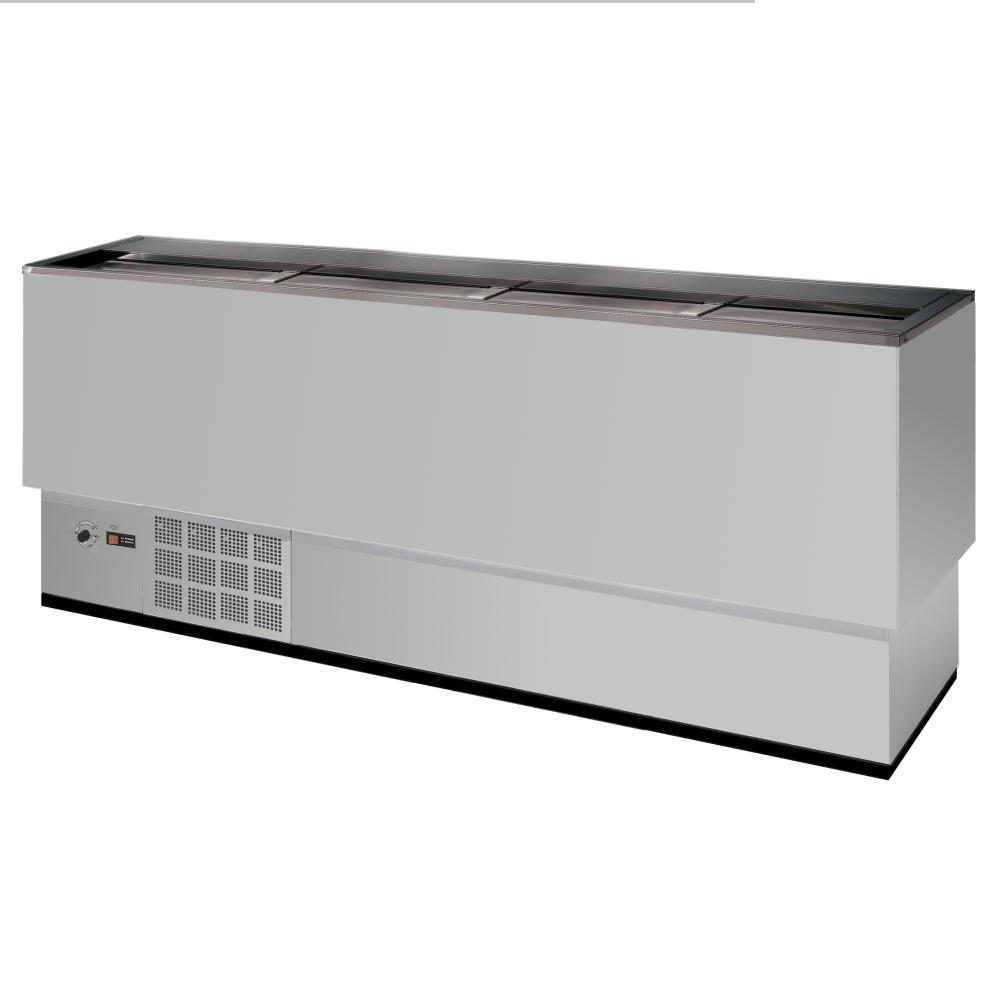 Eurast 76699209 Bottle cooler 4 doors 550 litres - 2030x550x850 mm - 400 W 230/1V