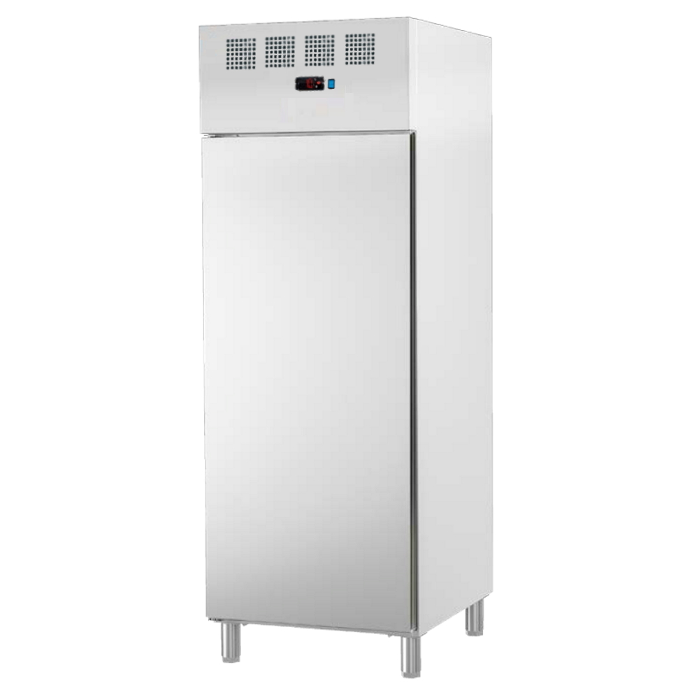 Eurast 73399509 Refrigerated cabinet 1 door 530x650 gn 2/1 or 400x600 - 700x820x2010 mm - 700 W 230/