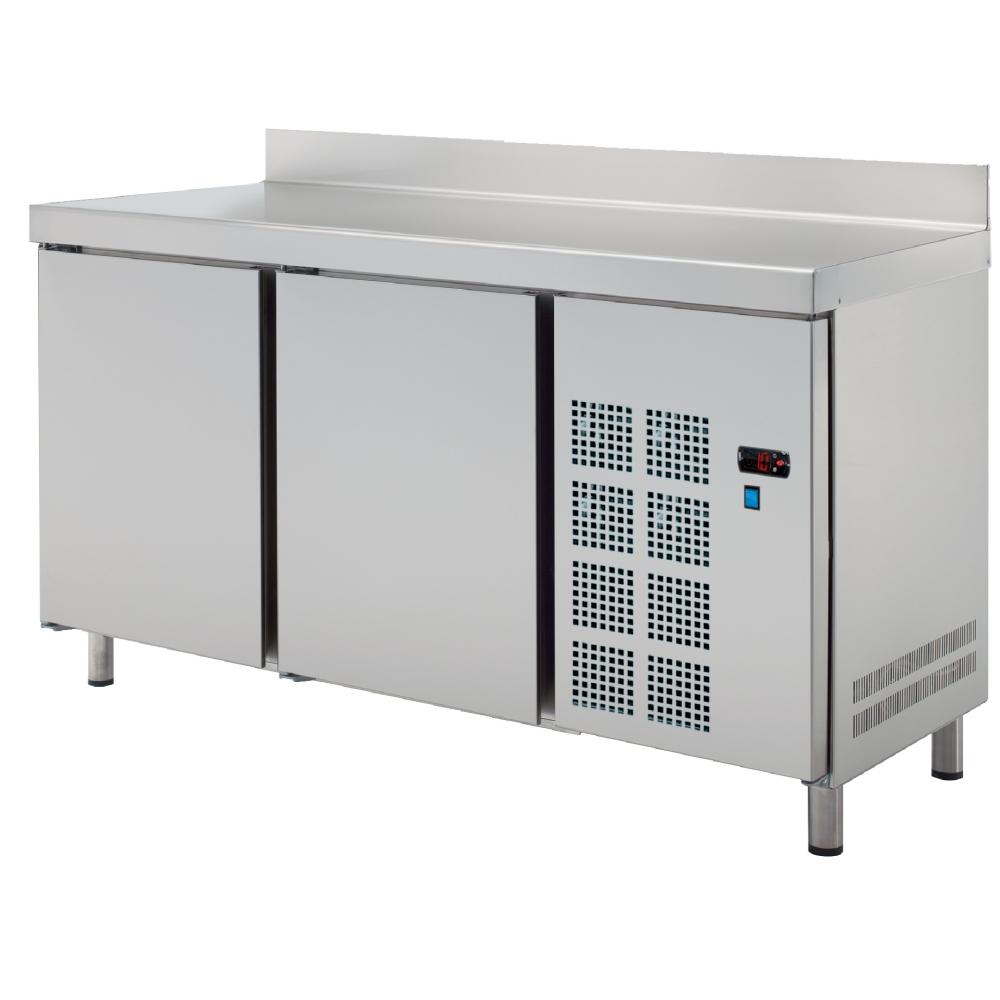 Eurast 72579509 Cold table 2 doors - 1500x600x850 mm - 400 W 230/1V