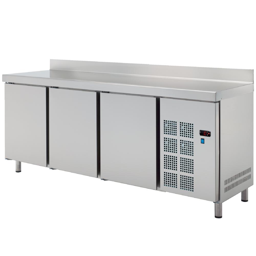 Eurast 71979509 Cold table 3 doors - 2020x600x850 mm - 400 W 230/1V