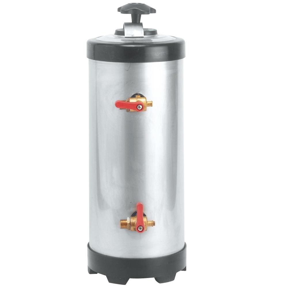 Eurast 16000012 Water softener of 12 litres - 190x190x500 mm