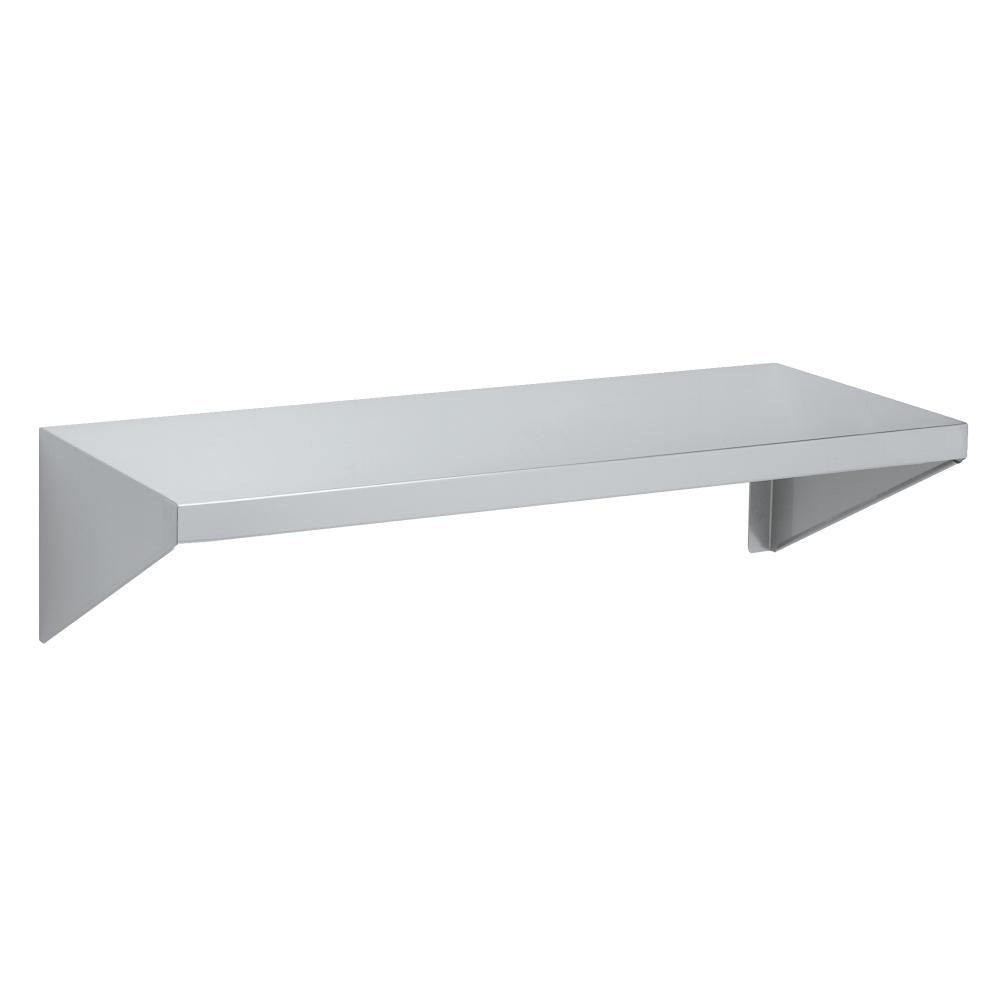 Eurast 32120010 Wall shelf smooth - 1200x400x250 mm