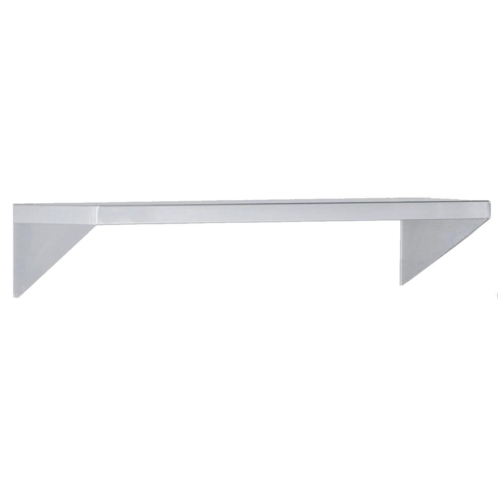 Eurast 32140010 Shelf for wall shelves smooth - 1400x400x250 mm