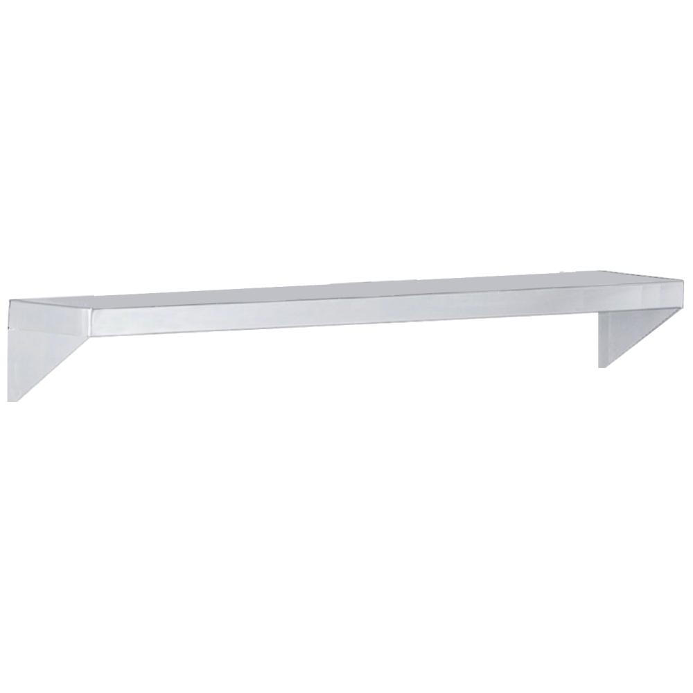 Eurast 31040010 Shelf for wall shelves smooth - 1000x250x150 mm